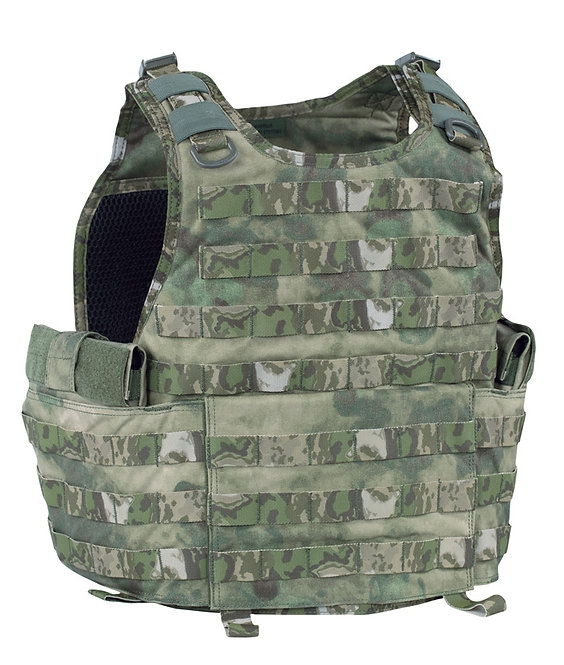 WARRIOR A.S. RICAS COMPACT BASE PLATE CARRIER