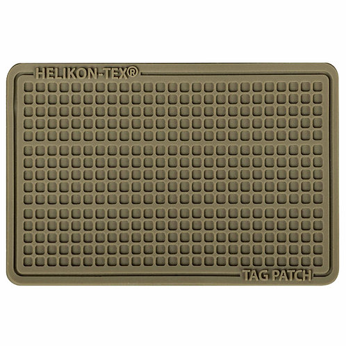 Helikon Tag Patch Set 60 x 40 mm 3 шт