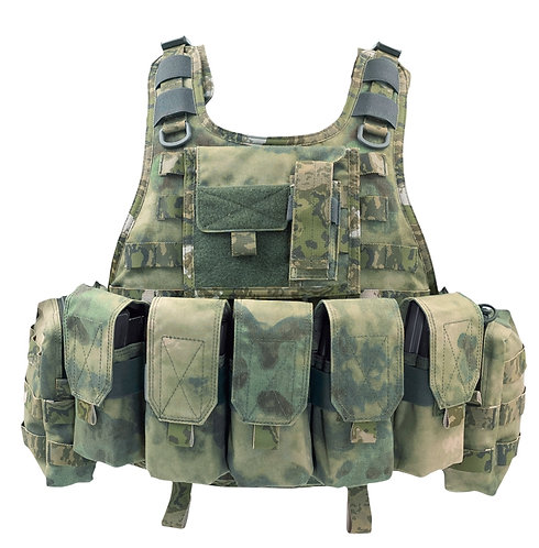 WARRIOR A.S. RICAS CLOSED M4 PLATE CARRIER