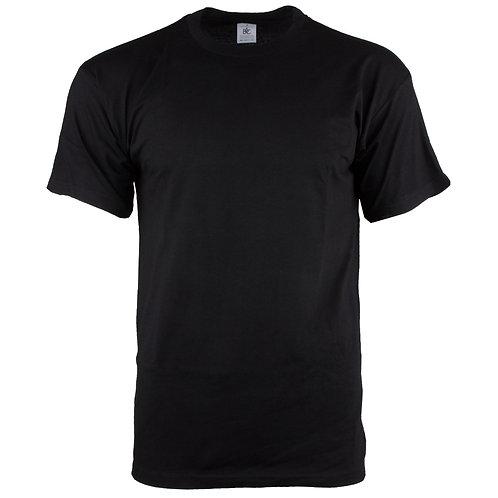 Футболка черного цвета