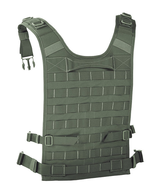WARRIOR A.S. EO BACK PANEL