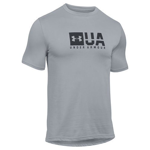 Under Armour Fitness T-Shirt Sportstyle Branded Tee