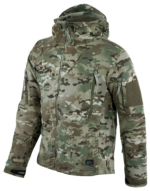 FLEECE JACKE HELIKON PATRIOT