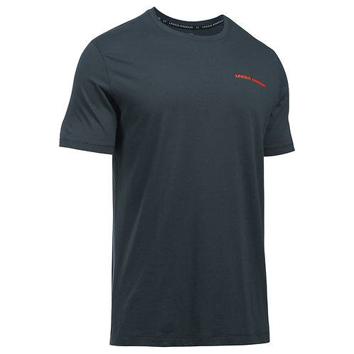 Under Armour Fitness T-Shirt Charged Cotton