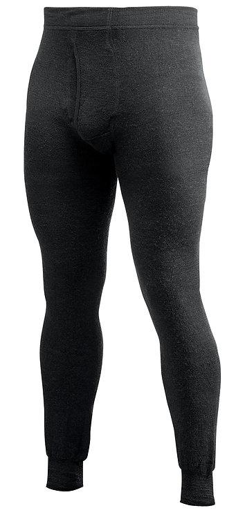 Кальсоны Woolpower 200, цвет черный