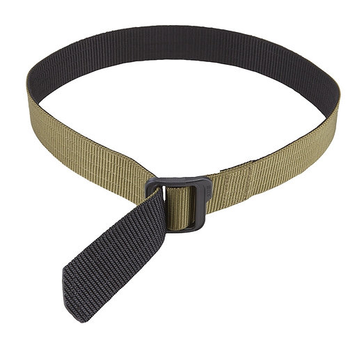 5.11 DOUBLE DUTY TDU BELT GREEN/BLACK