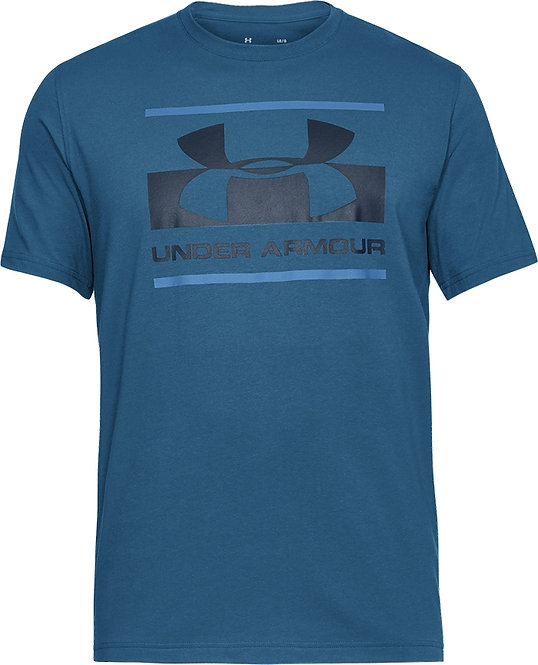 UNDER ARMOUR BLOCKED SPORTSTYLE T-SHIRT