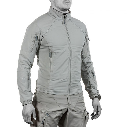 UF Pro Hunter FZ Tactical Softshell Jacket Frost Grey