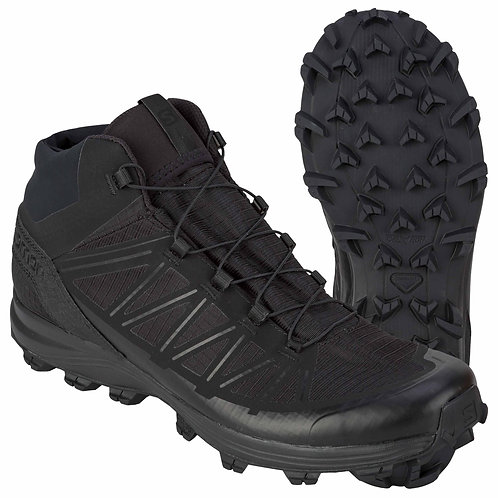 Salomon Speed Assault Forces black