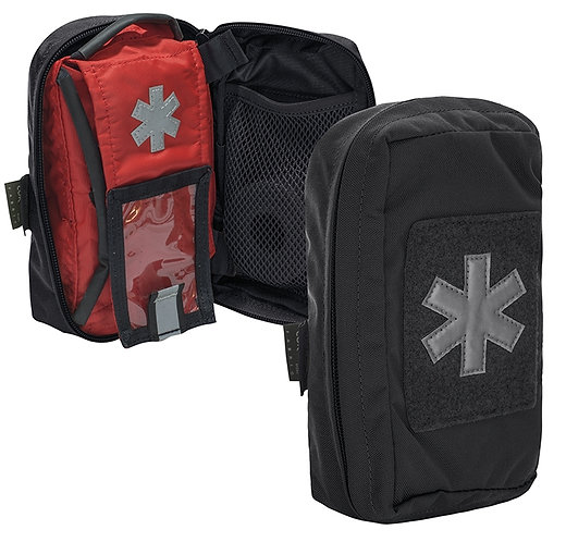 Helikon Individual Med Kit Pouch Black