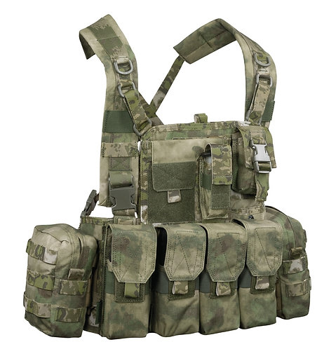 WARRIOR A.S. ELITE OPS CHEST RIG 901 BRAVO M4