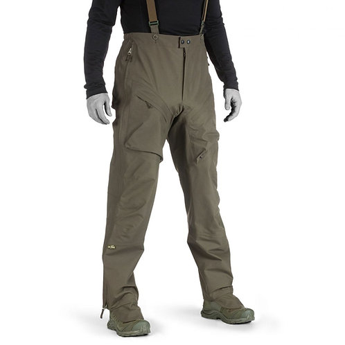 UF Pro Monsoon XT Tactical Rain Pants Brown Grey