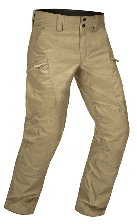 Claw Gear Enforcer Tactical Pants - khaki