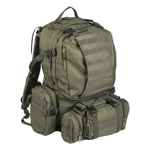 Mil-Tec Defense Pack Assembly / oliv