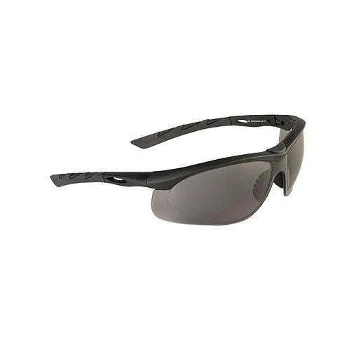 Очки Swiss Eye Lancer, цвет черно-дымчатый