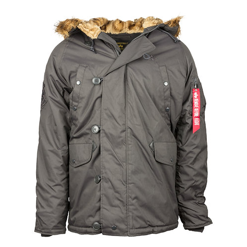 Куртка Alpha Industries Explorer зимняя