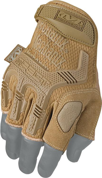 Перчатки Mechanix M-Pact с полуоткрытыми пальцами