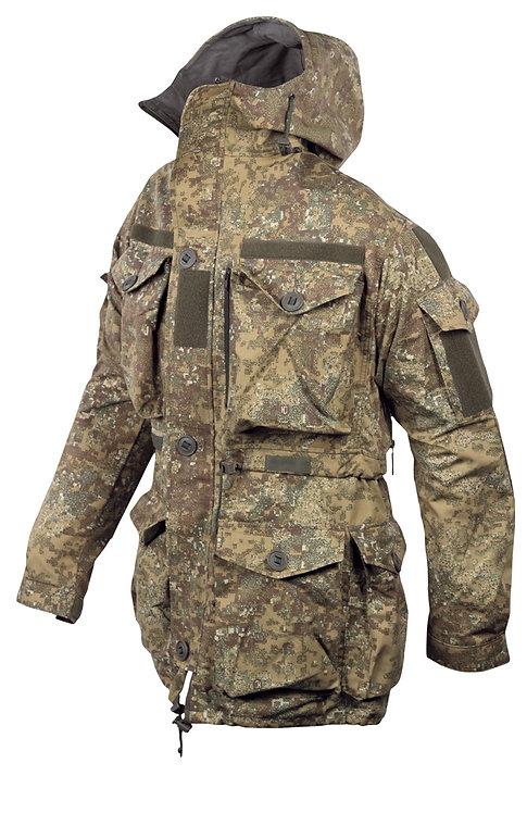 Куртка тактическая LK KSK, камуфляж PENCOTT BADLANDS