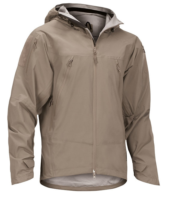 Claw Gear Melierax Hardshell Jacket - coyote