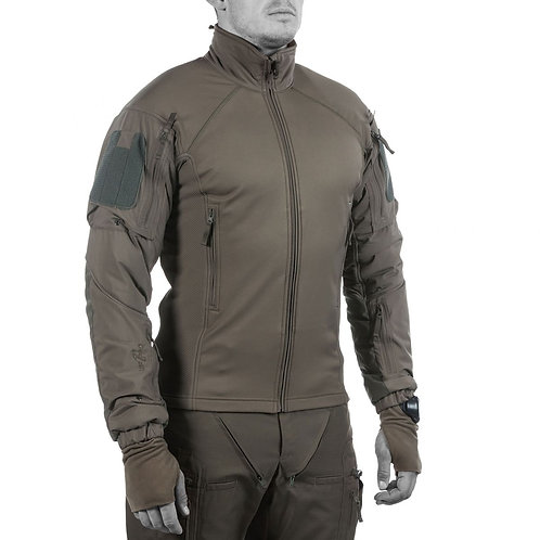 UF Pro Delta AcE Plus Gen.2 Tactical Winter Jacket Brown Grey