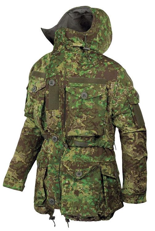 Куртка тактическая LK KSK, камуфляж PENCOTT GREENZONE