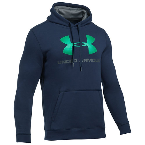 Under Armour Hoodie Rival Fitted Graphic