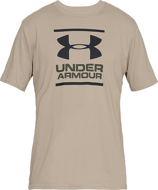 Under Armour Charged Cotton Foundation Shirt