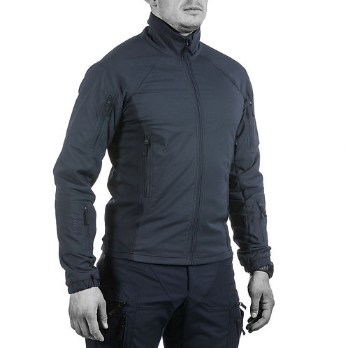 UF Pro Hunter FZ Tactical Softshell Jacket Navy Blue
