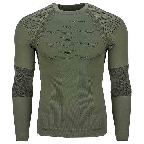 X-Bionic T-Shirt Hunt Energizer 4.0 LG SL oliv