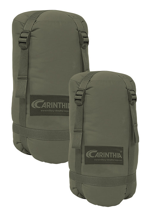 Carinthia COMPRESSION BAG - oliv