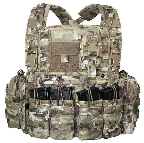 WARRIOR A.S. ELITE OPS 901 CHEST RIG ELITE 4 G36