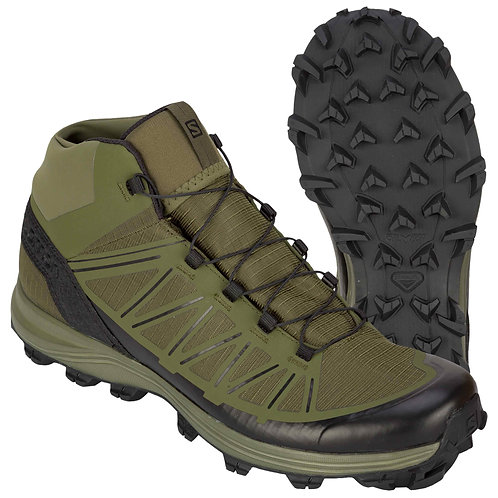 Salomon Speed Assault Forces oliv