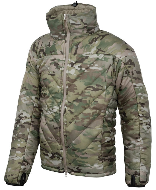 Snugpak Jacke SJ6 Insulated Roll Hood Gen 2