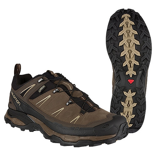 Ботинки Salomon X Ultra LTR GTX, цвет коричневый