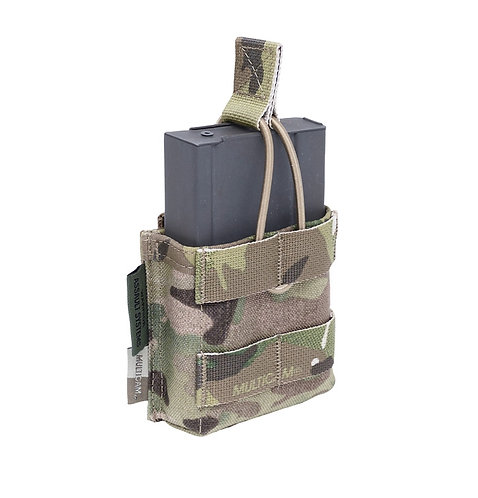 WARRIOR A.S. SINGLE OPEN MAG POUCH G3