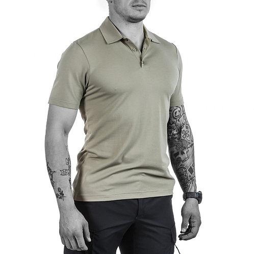 UF Pro Polo Shirt Urban Desert Grey