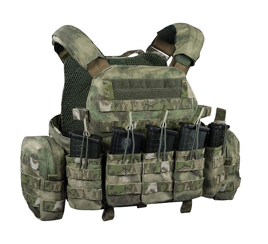 WARRIOR A.S. DCS G36 PLATE CARRIER