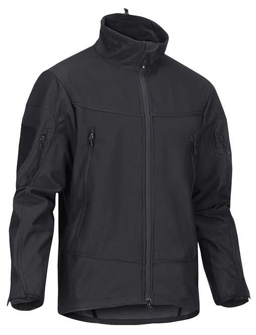 Claw Gear Jacke Harpia Fieldshell - black