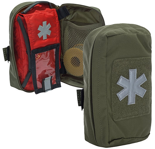 Helikon Individual Med Kit Pouch Ranger Green