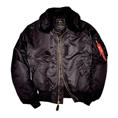 Куртка пилота Alpha Industries B 15