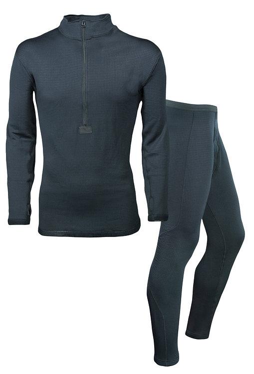 Согревающее термобелье Helikon-Tex Level 2 – Underwear Set цвет черный