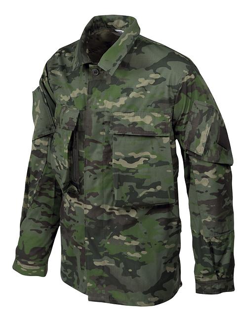 Рубашка полевая KSK, камуфляж MULTICAM TROPIC