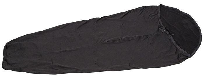 Carinthia Grizzly Zip Mid Fleece - black