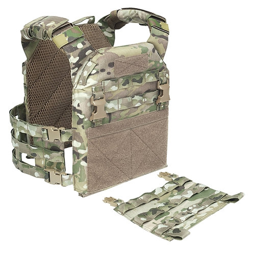 WARRIOR A.S. MOLLE FRONT PANEL