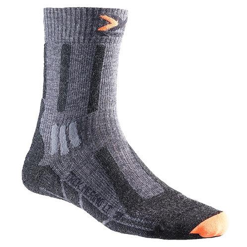 Носки X-Socks походные Merino Light, цвет антрацитовый