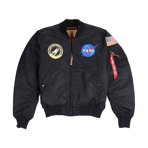 Alpha Industries Jacket MA-1 VF NASA