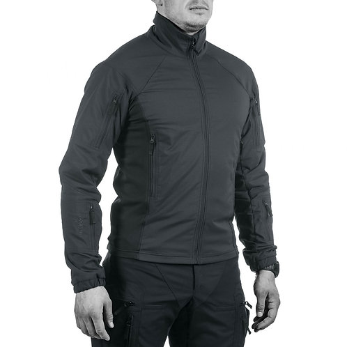 UF Pro Hunter FZ Tactical Softshell Jacket Black