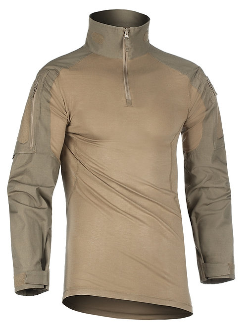 Claw Gear Operator Combat Shirt - coyote