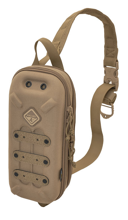 Hazard 4 Bandoleer Mini Optics Shell Sling Pack