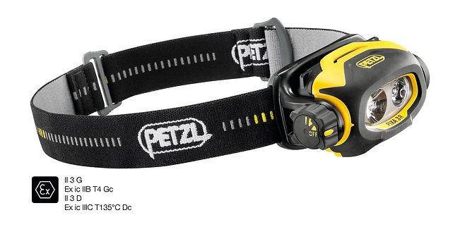PETZL PIXA 3R LED
